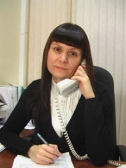 Аникеева Ольга Николаевна