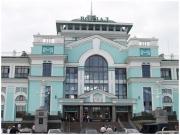 Железнодорожный вокзал Омска