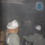 Омск, склад, пожар
