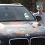Омск, Алексей Тищенко, благотворительность, аукцион, BMW