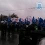 Омск, День народного единства, митинг