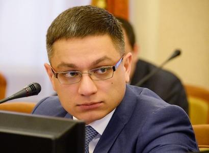 Новый министр Омской области