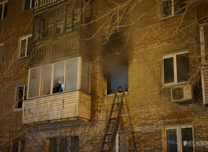 Названа причина взрыва в жилом доме Омска