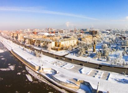 В Омской области потеплеет
