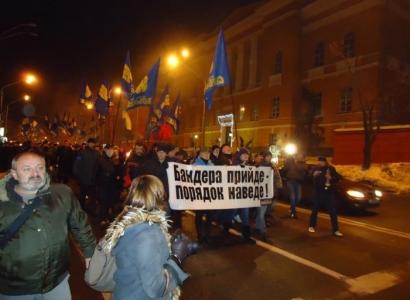 """Большинство украинцев опасаются пророссийских экстремистов, а не """"бендеровцев"""", - опрос - Цензор.НЕТ 6252"""