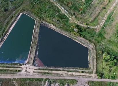 Блогер нашел резиновые озера