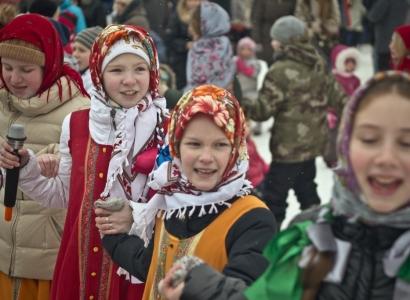 Омский хоровод попал в Книгу рекордов РФ