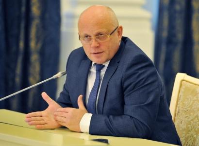 Назарова выдвинули в сенаторы