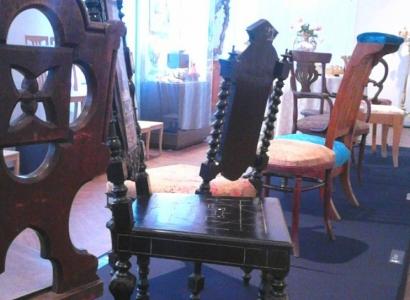 «12 стульев для дворца»