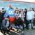 Сотрудники «Росводоканал Омск» приняли участие в акции «Голубая лента»