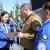 Омские студенты вручили Буркову бойцовку