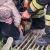 Омские спасатели вытащили ребенка из ливневки