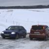 Открыта девятая ледовая переправа в Омской области