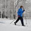 В выходные омичи смогут бесплатно покататься на коньках и лыжах