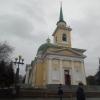 В Омском Казачьем соборе возобновили ремонт
