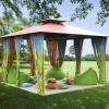 Актуальность аренды шатров для отдыха на природе