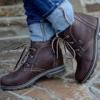 Европейская обувь из натуральной кожи