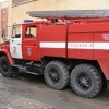 Возгорание в омской школе тушили 20 спасателей