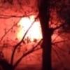 Сгоревший ночью в Омске «Лексус» подожгли