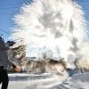 Морозы ослабнут в Омской области к выходным