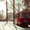 В Омске по маршруту пустили второй из пяти списанных московских трамваев