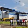 Спорткомплексы и путепровод в Омске находятся на завершающей стадии строительства
