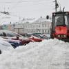 Техника омских дорожников не выдерживает морозов