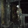 Трое мужчин погибли при пожаре в Омской области