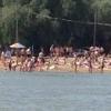 Водолазы обследуют омские пляжи после спада воды в Иртыше