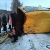Перевозчиком, чья «ГАЗель» перевернулась в Омске, займутся следователи