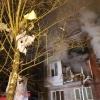 Мужчине пришлось прыгать из окна дома в Омске, где произошел взрыв