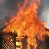 В Омской области при возгорании дома погиб 11-летний мальчик