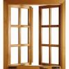 Достоинства деревянных окон