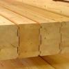 Применение обрезной доски и бруса в строительстве