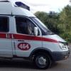 Под Омском в кювет опрокинулся автобус с 10-ю пассажирами