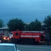 На Левобережье Омска дотла сгорел автомобиль