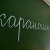 В Омске 35 классов и 11 групп детских садов находятся на карантине по ОРВИ