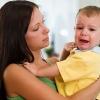 Причины, по которым малыш капризничает