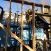 В Омском районе сгорела церковь