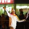Омская область подхватила эстафету Олимпийского огня