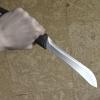 В Называевском районе Омской области мужчина получил ножевое ранение