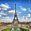 Под небом над Парижем