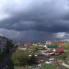В Омской области на пятницу передают дождь, грозу и град