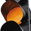 Светофору мешает станция техобслуживания