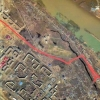 В Омске строительство дороги-дублера на Левом берегу отложили на 2019 год