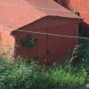 В Омске выносят гаражи с участков для строительства домов