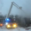 Пожар на Омском НПЗ не повлиял на его работу