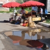 В Омске закрыли незаконный рынок