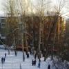 В Омске из горящей пятиэтажки спасли 5 человек