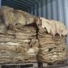 Омский госветнадзор задержал 21 тонну нелегальных коровьих шкур